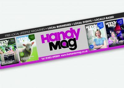 Handy Mag Banner