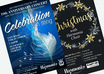 Harmonia Ladies Choir